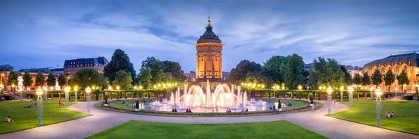 Mannheim_Rosengarten-und-Wasserturm
